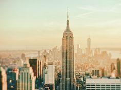 New York City HD Background