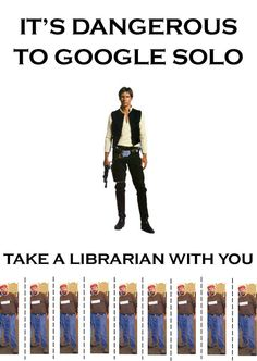 It's dangerous to Google Solo | by theseeleyg