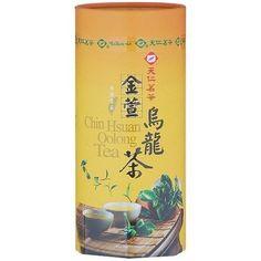 Ten Ren - Chin Hsuan Oolong Tea / Loose Tea Tin 450g /15.9oz #TenRen