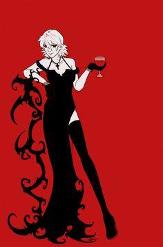 Hellsing: Raise a glass by tenshiamanda