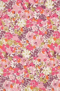 liberty pink floral