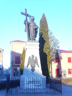 What's the Little Way got to do with detachment? - Contemplative Homeschool (Monument to St. John of the Cross in Frontiveros, Spain)