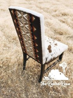 Upholstery Chair Pendleton Cowhide Upholstered Chair- The Rusted Roan Pendleton Chair Cowhide Chair Cowhide Furniture, Cowhide Chair, Western Furniture, Home Furniture, Rustic Furniture, Cowhide Decor, Furniture Design, Furniture Logo, Office Furniture