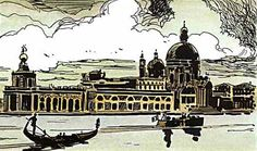Hugo Pratt - Corto Maltese: The Lagoon of Mysteries (1979) - Venice