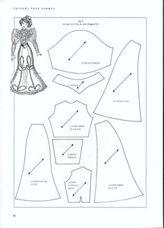 Free Gown Pattern