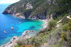 spiaggia dello stagnone - Isola d'Elba