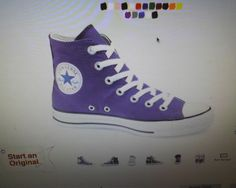 Purple for Julia and greg.