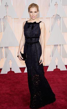 2015 #Oscars Sienna Miller