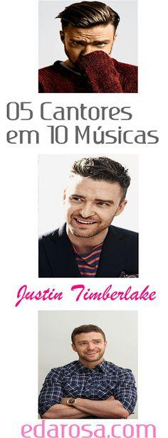 Eles são bonitos, famosos e talentosos, os cantores da playlist de hoje possuem uma carreira de sucesso e fãs em diversos países! #justintimberlake #musica #pop #playlist Justin Timberlake, Pop Music, Movies, Movie Posters, Career, Singers, Celebs, Films, Film Poster