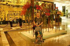 The Garden Hotel in Guangzhou, China.
