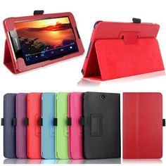 High quality Lenovo A3500 case Lichee leather case for lenovo 3500 A7-50 tablet PC flip cover cases free shipping #Affiliate