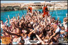 Ayia Napa Boat Parties