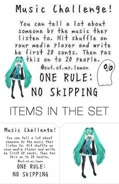 """Song Challenge Redo"" by adventuretimekitty ❤ liked on Polyvore featuring art"