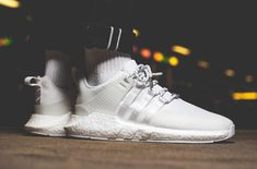 innovative design 00b41 e4c50 The adidas EQT Support 9317 Gore-Tex Triple White Releases Next Week Set