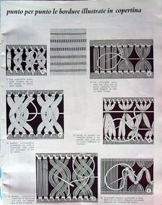Free Smocking Patterns and Plates Embroidery Designs, Hardanger Embroidery, Types Of Embroidery, Hand Embroidery Stitches, Lace Embroidery, Embroidery Techniques, Cross Stitch Embroidery, Monks Cloth, Smocking Patterns