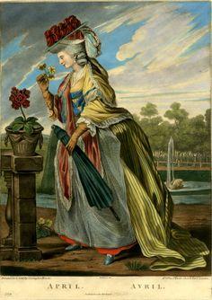 Diary of a Mantua Maker: Twelve Months, 1781