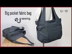 Diy Bags No Sew, Pocket, Purses, Fabric, Bags Sewing, Bags, Coin Purses, Tutorials, Handbags