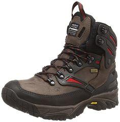 alpina 680318, Unisex-Erwachsene Trekking- & Wanderschuhe, Grau (antracit), 39 EU