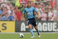 Lucas Neill, current Australian captain and brand new signing for Sydny FC, debuted in Rd 22 against Melbourne Heart