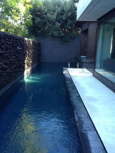 Stock Tank Swimming Pool Ideas, Get Swimming pool designs featuring new swimming pool ideas like glass wall swimming pools, infinity swimming pools, indoor pools and Mid Century Modern Pools. Find and save ideas about Swimming pool designs. Small Swimming Pools, Luxury Swimming Pools, Small Pools, Dream Pools, Swimming Pool Designs, Lap Pools, Indoor Pools, Indoor Swimming, Swimming Holes