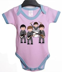 Body Baby Beatles Mini Pinterest Beatles
