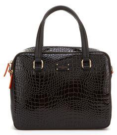 Hayley Mock Croc Handtassen Pauls Boutique
