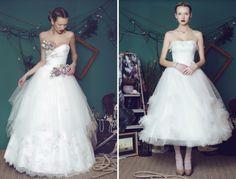 Alice In Wonderland Wedding Dresses Collection | Weddingomania
