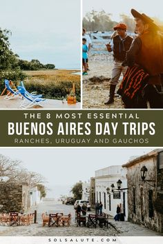 The 8 best day trips from Buenos Aires Argentina | The Best Buenos Aires day trips | Best estancias in Buenos Aires | Buenos Aires excursions | What to do in Buenos Aires | The best things to do in Buenos Aires | Where to go near Buenos Aires | What to do in Buenos Aires | Buenos Aires itinerary ideas | Day Trips Buenos Aires | Cool Buenos Aires activities | Argentina day trips | Tigre Buenos Aires | Buenos Aires day trip to Uruguay | Uruguay day trip from Buenos Aires #BuenosAires… Brazil Travel, Peru Travel, Europe Travel Tips, Places To Travel, Travel Things, Travel Articles, Travel Guides, Travel Destinations, Backpacking South America