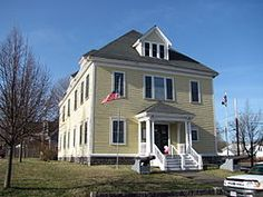 Grand Army of the Republic Hall, Rockland Massachusetts