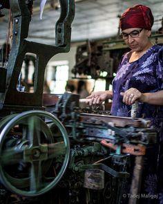 Silk Factory, Uzbekistan