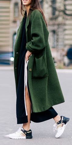 Street Style Outfits, Looks Street Style, Looks Style, Fashion Mode, Look Fashion, Street Fashion, Womens Fashion, Fashion Trends, Net Fashion