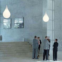 Drop 2 Liquid Light Suspension by Next - Commercial Lighting Supplier