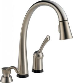 Most Popular Kitchen Faucet Finish
