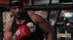 """Team Natural Vitamins (NVNY) Sponsored Pro Boxer Jarrell """"Big Baby"""" Miller"""