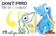 Posh Little Reviews: Don't Feed The WorryBug! The WorryWoo Monsters Strike Again