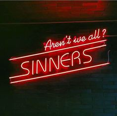 red, aesthetic, and sinner image Arte Dope, Neon Licht, The Wicked The Divine, Neon Quotes, Aesthetic Colors, Red Aesthetic Grunge, Devil Aesthetic, Badass Aesthetic, Crying Aesthetic