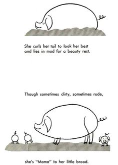 draw a pig, drawing pigs