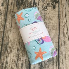 Order a baby blanket for your baby girl. The first 6 months of your babys life are going to include a lot of receiving blankets. Stock up to avoid having to do laundry every day! Having a stock of swaddlers will allow you to spend more time with your newborn and less time washing blankets.