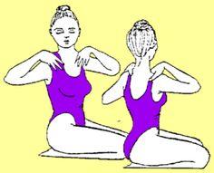 Spinal Twist Kundalini Yoga Posture Poses
