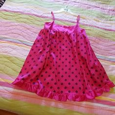 Victoria's Secret open back babydoll nightie Victoria's Secret sexy little things open back babydoll nightie, hot pink with black roses, size medium, great condition with no flaws.  Bundle this with any other item priced $10 and get them both for $15 (or bundle with 2 more and get all 3 for $20).  I MUST MAKE THE BUNDLE TO GET THIS DEAL, not the automatic bundle feature.    Price firm unless bundled. Thanks! Victoria's Secret Intimates & Sleepwear Chemises & Slips