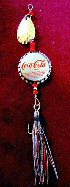 How To Make Your Fishing Lures DIY Homemade With Bottle Cap. For those of you fishing maniac, why spend money buying various types of fish bait, let's...