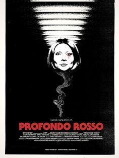 """Profondo Rosso"" (""Deep Red""), by Dario Argento, 1975"