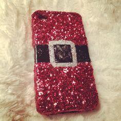 Santa phone case! DIY!