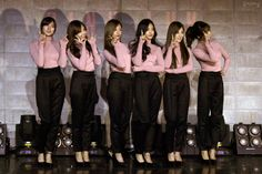 141120 에이핑크 LUV 쇼케이스 #Apink #Kpop #Showcase #HQ