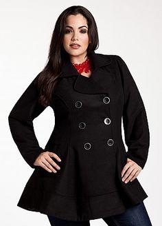 Plus Size Women Coats | women plus size winter coats long design ...