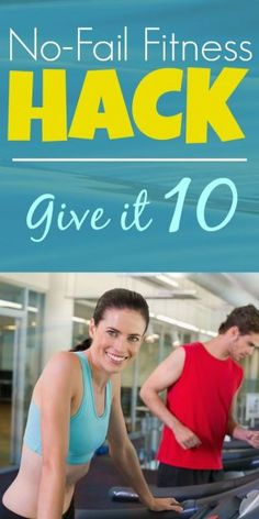 Can't find the motivation to get off the couch and work out? Kristen has THE fitness hack for you!