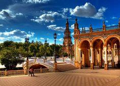 Plaza de España/ Sevilla