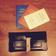 Leather Note bag