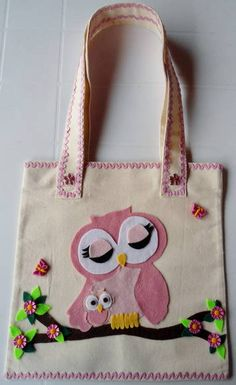 Sewing Nook, Owl Sewing, Bag Patterns To Sew, Tote Pattern, Handmade Handbags, Handmade Bags, Personalised Jute Bags, Sewing Paterns, Bag Patches