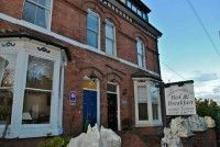 Holland House Bed & Breakfast, Worcester, Worcestershire. Bed and Breakfast Holiday Accommodation in England.